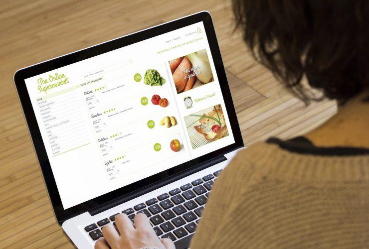 livraison de courses en ligne