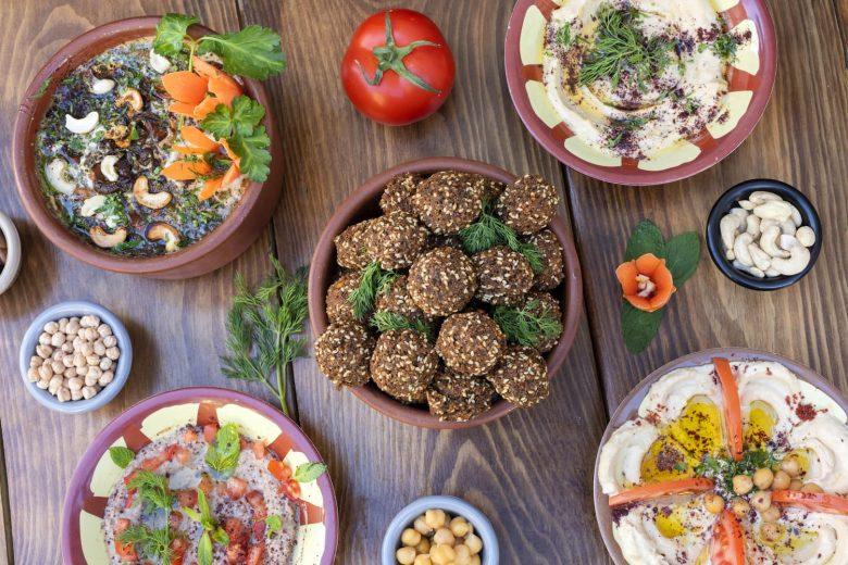 idées repas végétariens